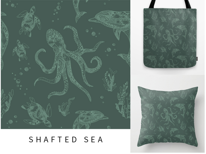 Shafted Sea Design Image
